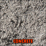concrete sand deliverable